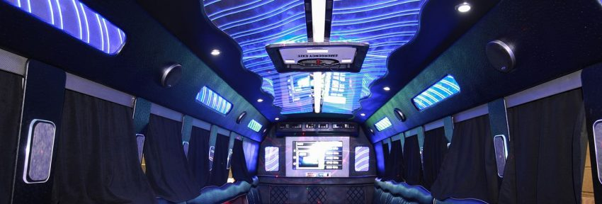 Philly PA Limo Bus