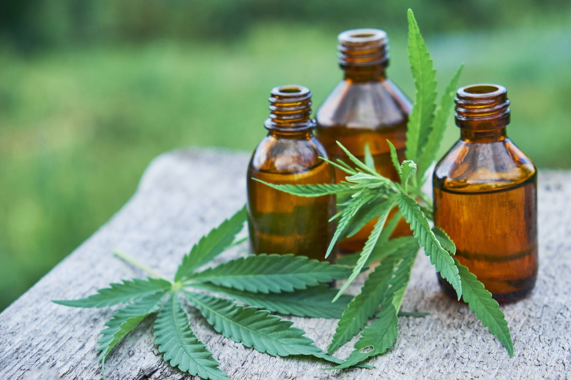 The advantages of CBD tinctures are: